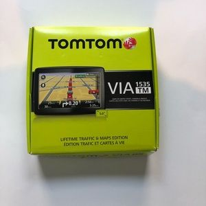 Other - Tom Tom VIA 1535 TM GPS